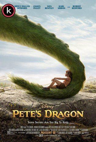 Peter y el dragon - Torrent