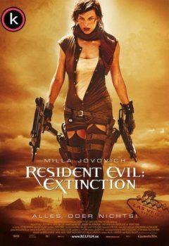 Resident Evil 3 Extincion