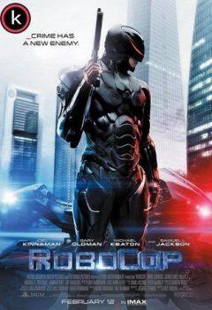 RoboCop 2014 por torrent