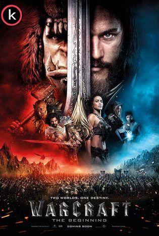 Warcraft el origen (3D)