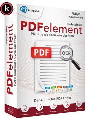 Wondershare PDF Editor 5.7.3.7