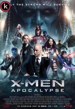 X-Men Apocalipsis - Torrent